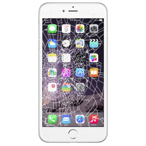 Sell My Cracked iPhone 6 Plus