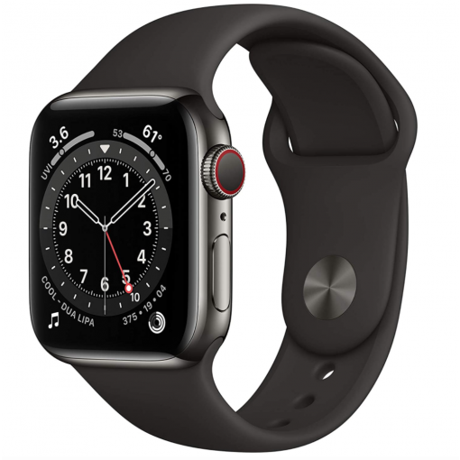 Series 6 (Stainless) Apple Watch