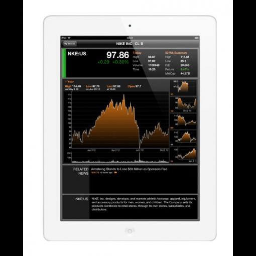 iPad 4 | 2013