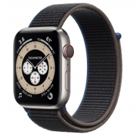 Series 6 (Titanium) Apple Watch