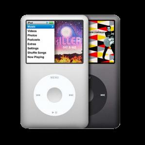iPod Classic 6th Gen