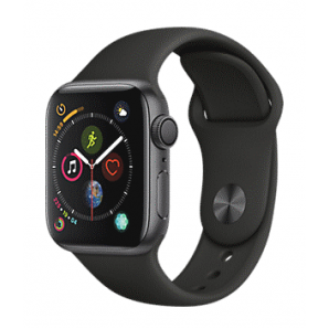 Series 4 (Aluminum) Apple Watch