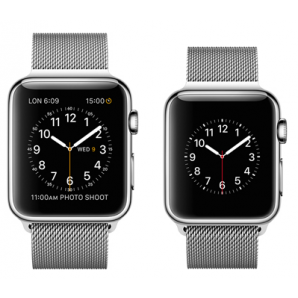 Apple Watch Series 1 (Stainless Case)