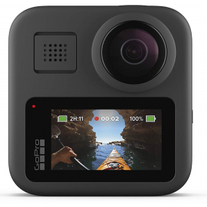 GoPro Max 360 Degree Black CHDHZ-201