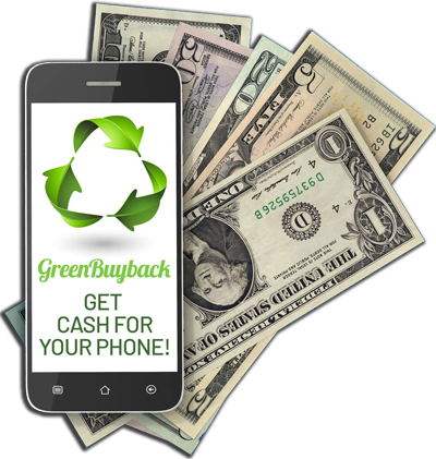 Green Buy Back sell your phone