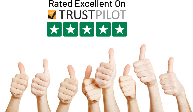 Green Buy Back Trust pilot Excellent