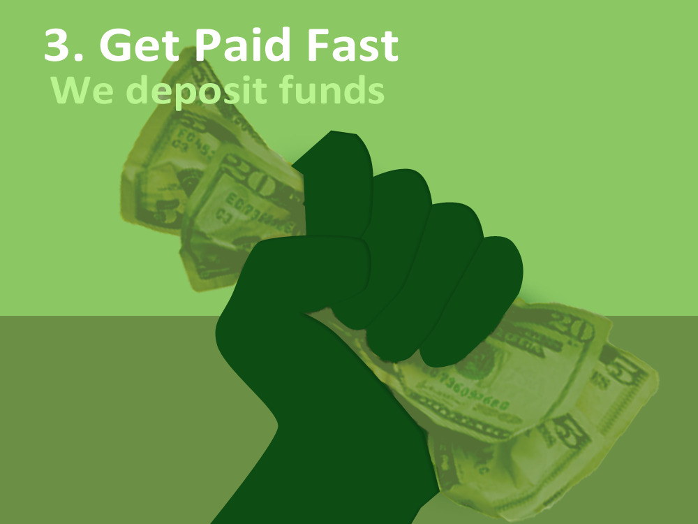 Get paid for your used electronics